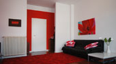 Red apartment 1