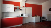 Red apartment 3